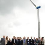 Foto inaugurazione impianto minieolico a Porto Corsini 28 giu 13 n. 2